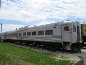 RDC at Illinois Railway Museum